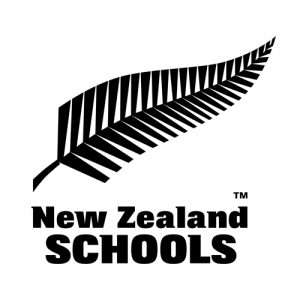 New Zealand Schools Rugby Logo