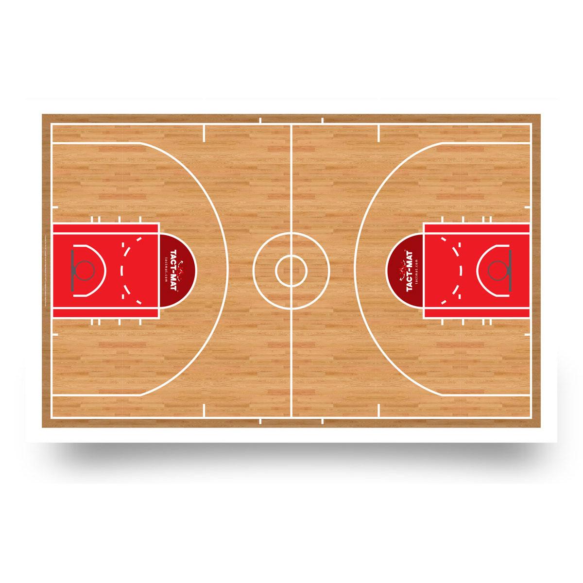 Basketball-Mat